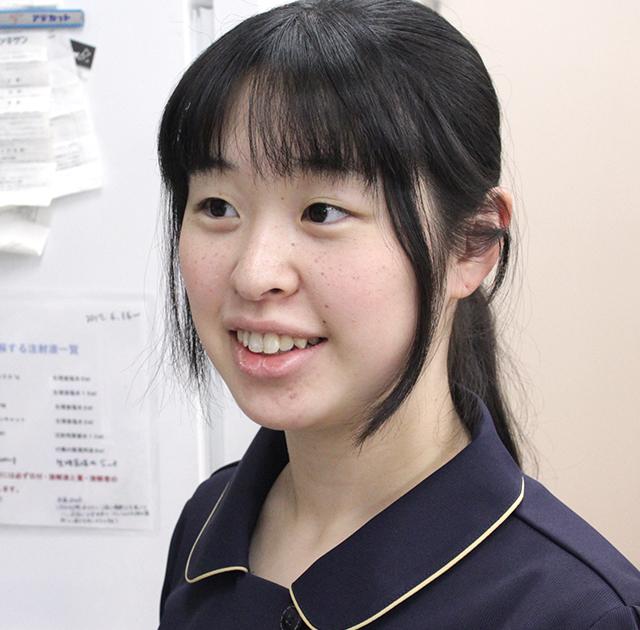 動物看護師:野澤綾乃/大宮国際動物専門学校