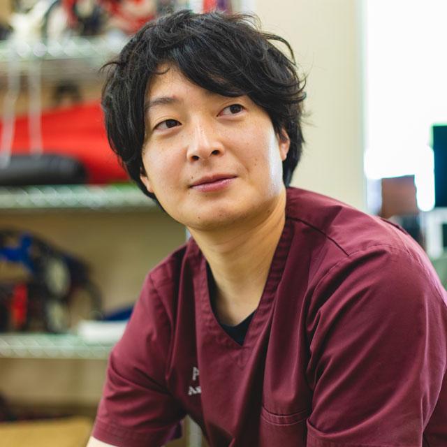 理学療法士 浅野勇太