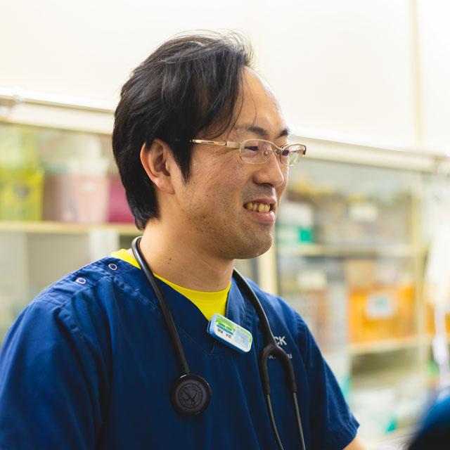 獣医師:深井和紘/岩手大学/iveatエコー認定医/小動物外科レジデント