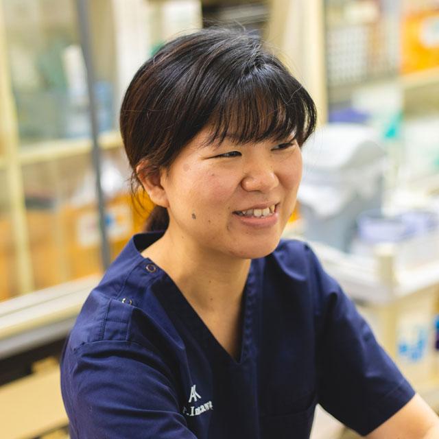 神経科 獣医師 稲沢直生実