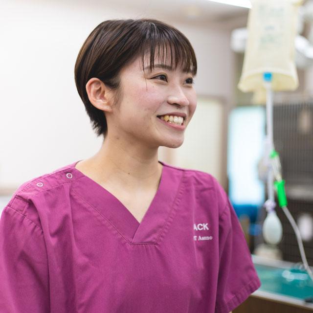 理学療法士:森 由季子/長崎医療技術専門学校