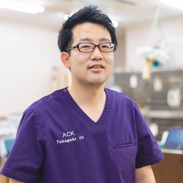 動物看護師:高垣裕/倉敷芸術科学大学/認定動物看護師